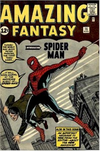 Amazing Fantasy 15 - for sale - mycomicshop