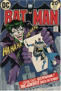 Batman 251 - for sale - mycomicshop