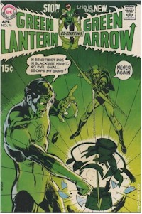 Green Lantern 76 - for sale - mycomicshop