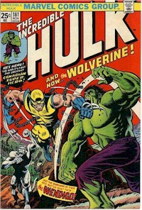 Hulk 181 - for sale - mycomicshop