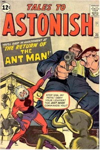 Tales to Astonish 35 - for sale - mycomicshop